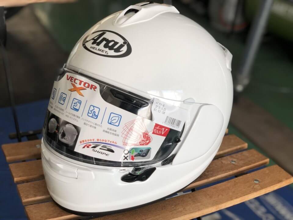 ARAIヘルメット講習会に行ってきました
